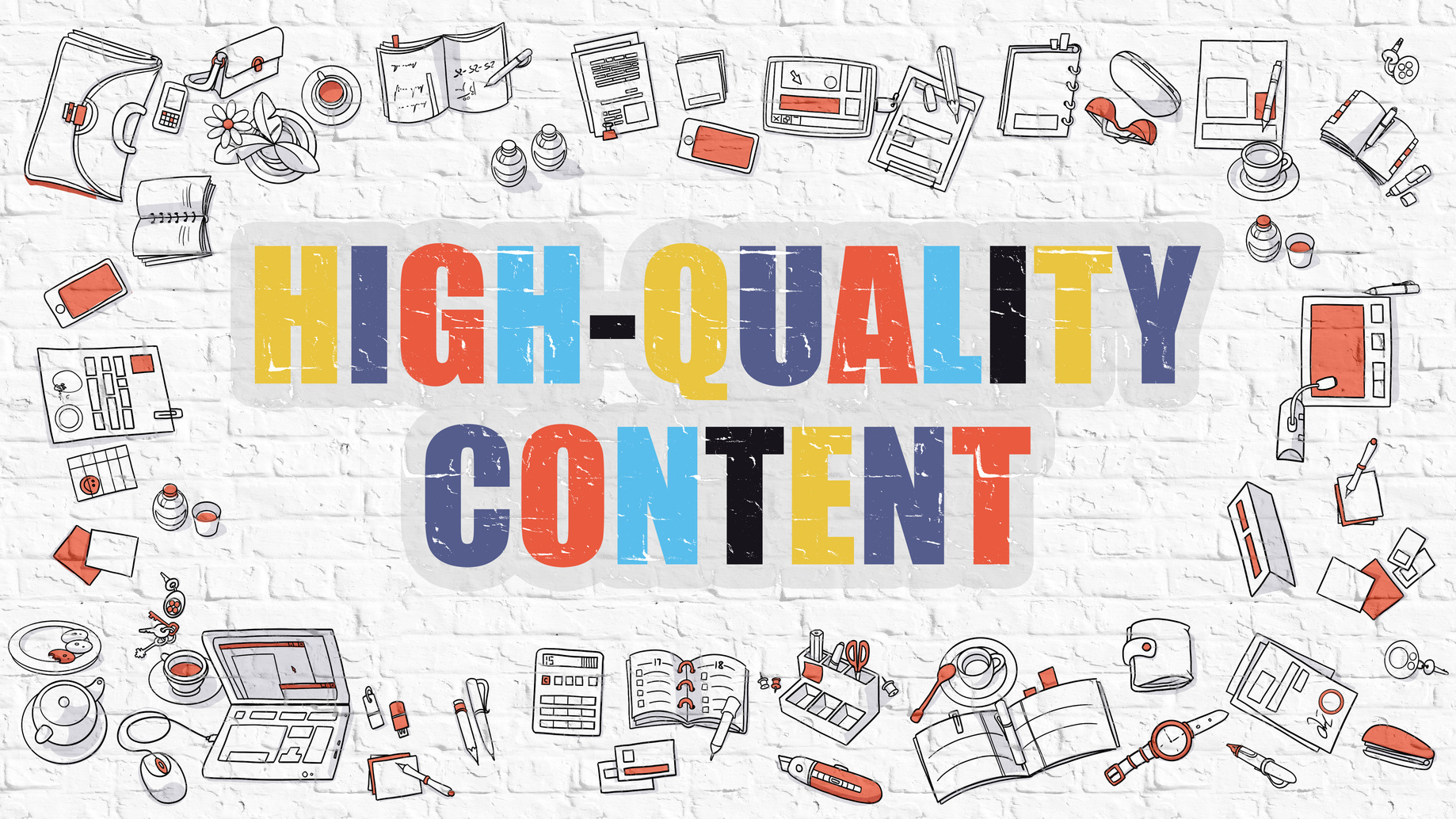 How to Achieve High Quality Website Content